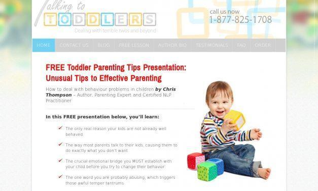 Talking to Toddlers: Dealing with the Terrible Twos and Beyond (home) – Talking to Toddlers