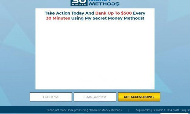 30 Minute Money Methods