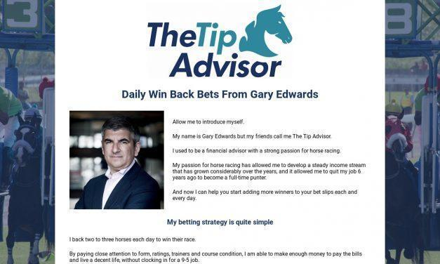 The Tip Advisor Horse Racing Tips