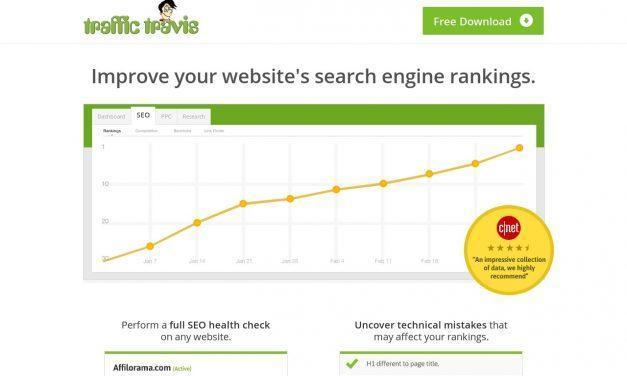 Free SEO Software | The Best SEO Management Tool | Traffic Travis