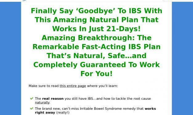 The IBS Strategy | Blue Heron Health News
