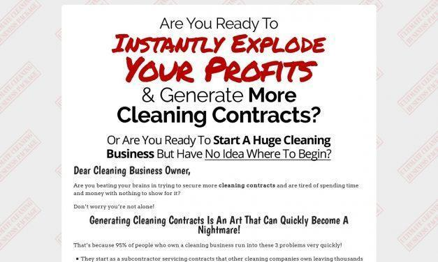 Starting A Cleaning Business | How To Start A Cleaning Business