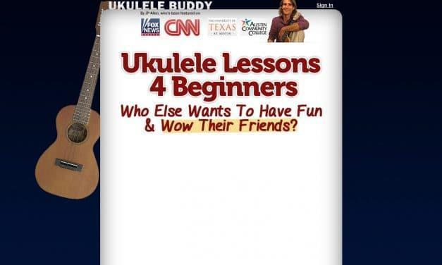 Ukulele Lessons – How to Play the Uke!