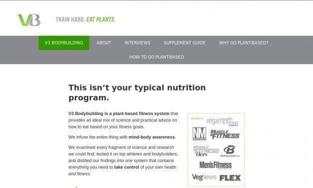 Vegetarian Bodybuilding System • Vegetarian Bodybuilding