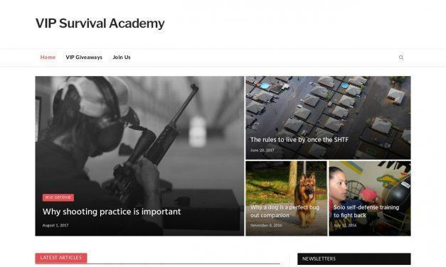 Homepage – VIP Survival Academy