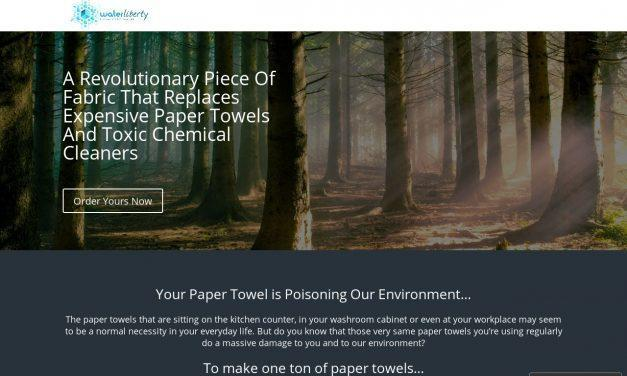 NanoTowels® – special – Water Liberty | A Revolutionary Piece Of Fabric