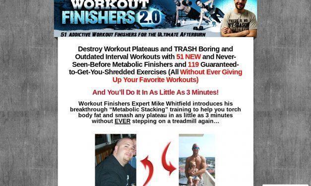 51 Workout Finishers | Workout Finishers V2