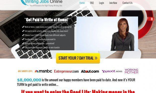Writing Jobs – How To Get Paid To Write Online!