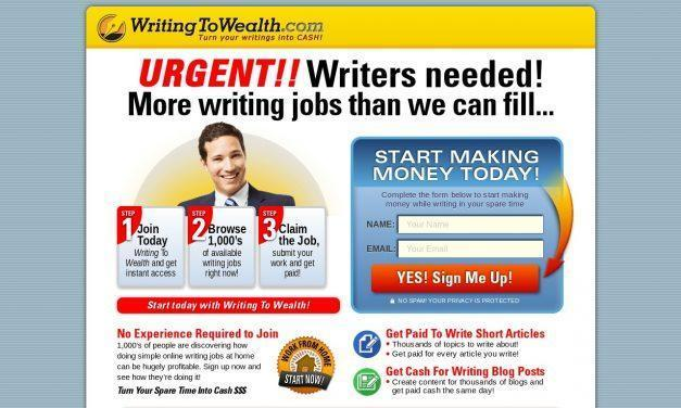WritingToWealth